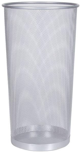 Schirmständer Metalldraht silber