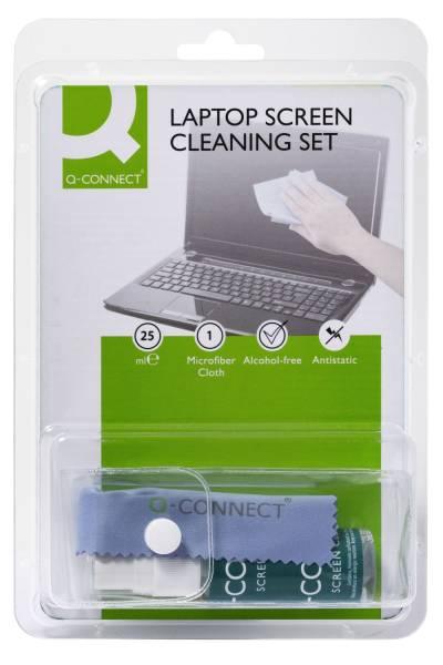 Q-CONNECT Bildschirmreiniger für Laptop KF32158