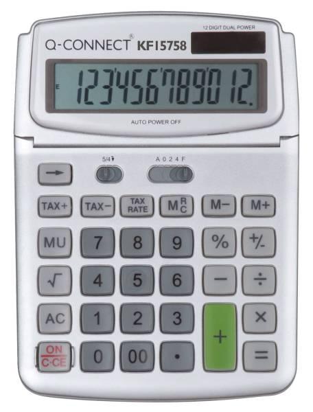 Tischrechner Solar 12 stellig
