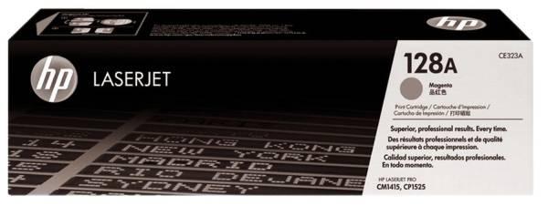 Druckkassetten magenta, 1 300 Seiten, CE323A®