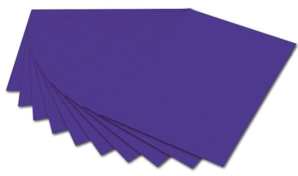 Tonpapier A4, dunkelviolett
