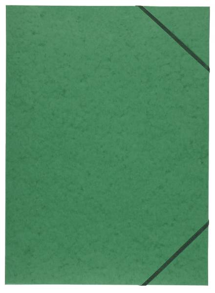 Sammelmappe Nature Future, Manila Karton, 600 g qm, DIN A3, 10 mm, grün®