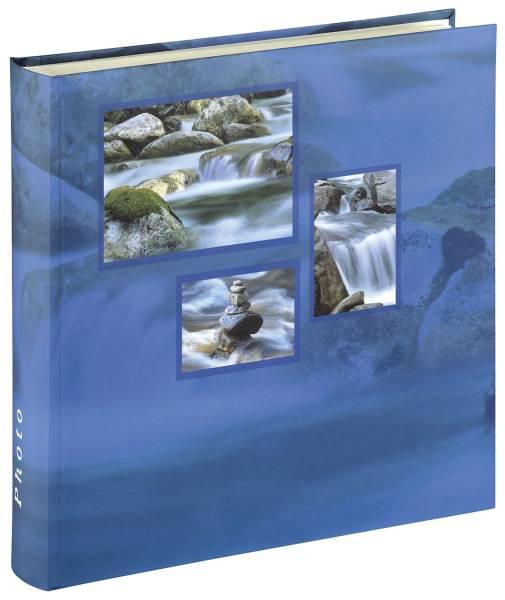 """Jumbo Album """"Singo"""" für 400 Fotos im Format 10x15 cm, blau"""