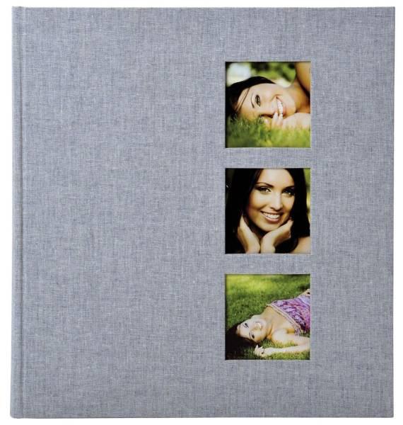 GOLDBUCH Fotobuch Style taupe 27629 30x31cm