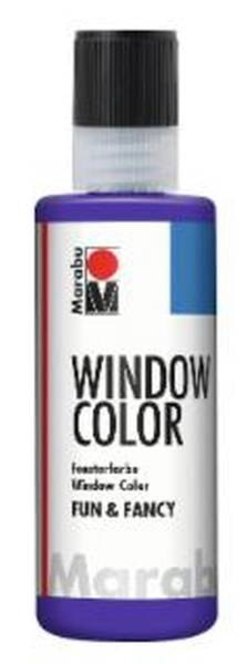 Window Color fun&fancy, Violett 251, 80 ml