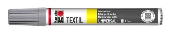 Textil Painter Grau 078, 2 4 mm