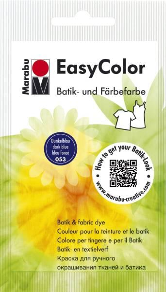MARABU Batik-und Färbefarbe d'blau 1735 22 053/25g Easy C.
