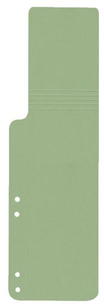 Aktenschwänze grün, 100 Stück