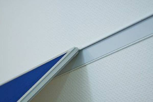 FRANKEN Magnetleiste 150x6cm silber WS8150 PRO