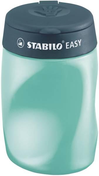 Ergonomischer Dosenspitzer 3 fach EASYsharpener, petrol, R