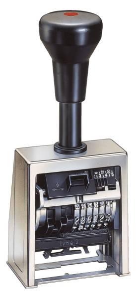 Stempel Pagin B6 4,5mm6 stellig