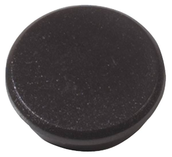 Magnet, 24 mm, 300 g, schwarz