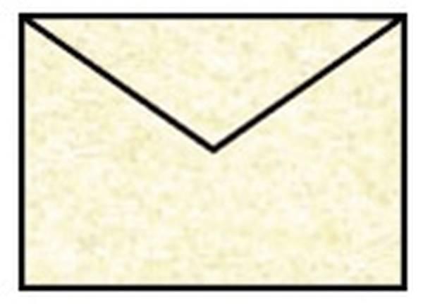 RÖSSLER Briefhülle C7 5ST sandgelb 220707922