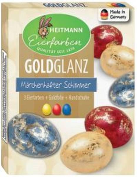 Ostereierfarbe Goldglanz 012511
