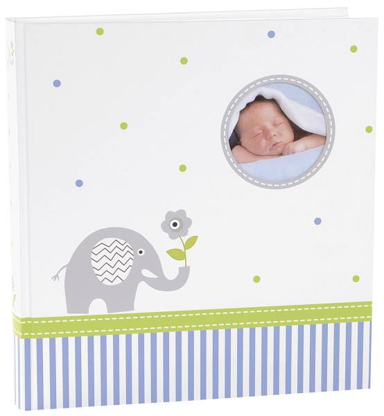 GOLDBUCH Fotobuch Babyworld Elefant 15329 30x31cm