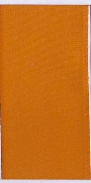 Doppelsatinband 3 mm x 50 m, orange