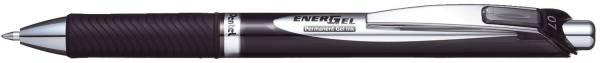 PENTEL Gelschreiber Energel schwarz BLP77-AX /0,35mm