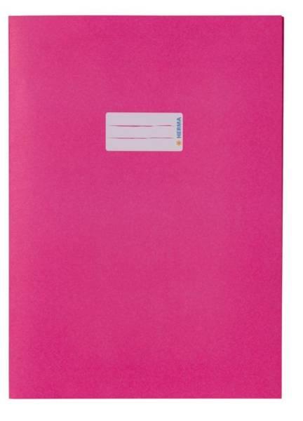 5524 Heftschoner Papier A4 pink