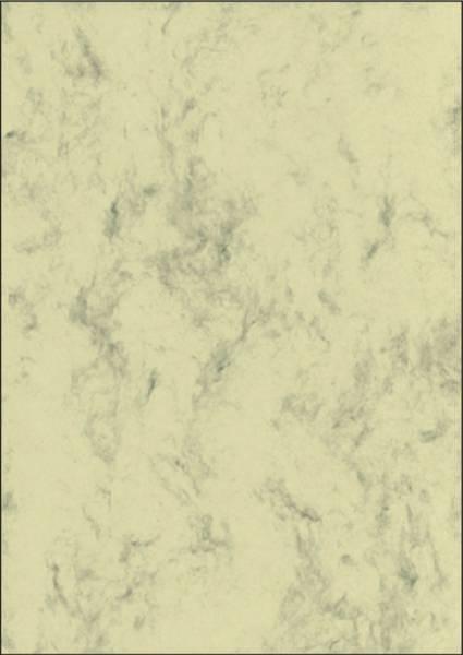 Marmor Papier, beige, A4, 200 g qm, 50 Blatt