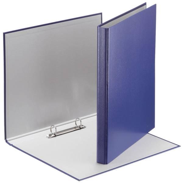 4209 Standard Ringbuch, 2 Ringe A4, Ring Ø 16 mm, blau