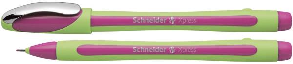 SCHNEIDER Feinliner XPress 0,8 mm viol. 190008