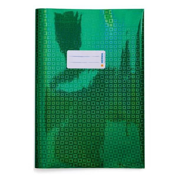 HERMA Heftschoner A4 PP grün 19801 Glamour