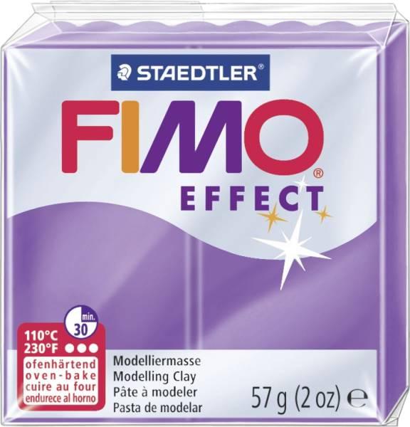 Modelliermasse soft 56 g, transparent lila®