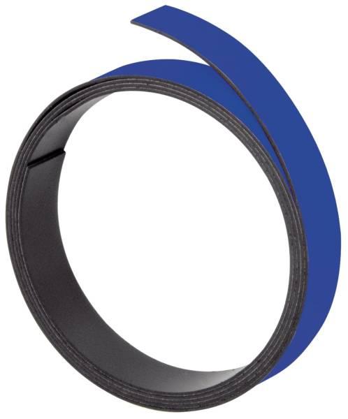 Magnetband 100 cm x 5 mm, blau