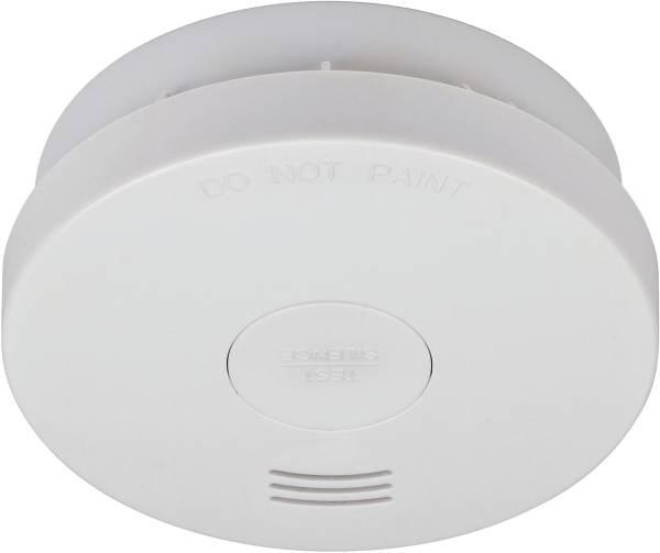 Rauchmelder L 3100 Alarmsignal 85 dB, weiß