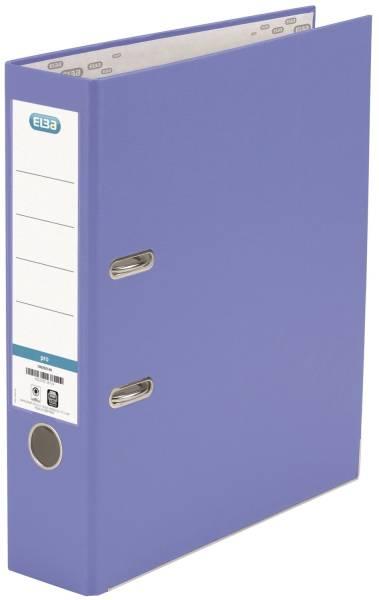 Ordner smart Pro (PP Papier) A4, 80 mm, ozeanblau