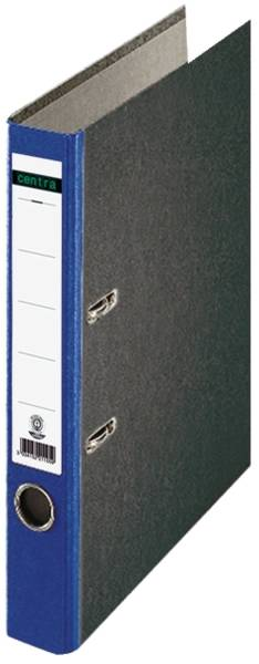 Standard Ordner A4, 52 mm, blau