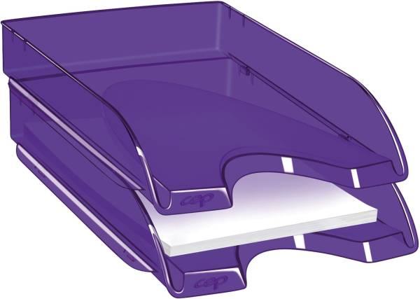 Briefkorb Pro Happy A4 C4, violett