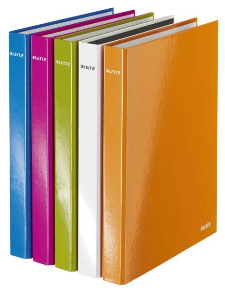 4241 Ringbuch WOW, A4 maxi, PP, 2 Ringe Ø25 mm, sortiert