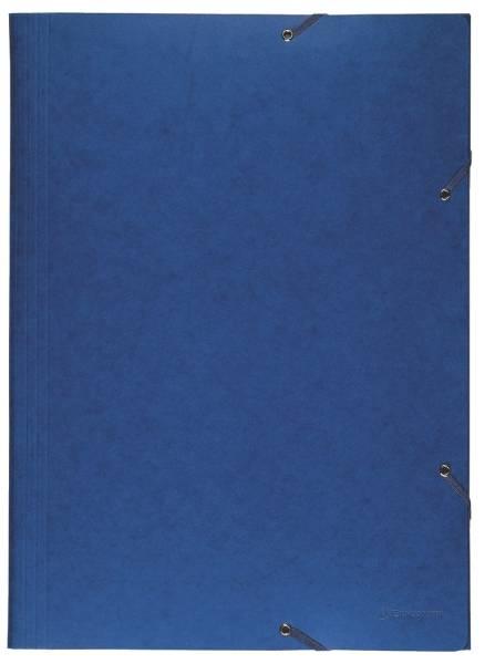 EXACOMPTA Sammelmappe Manila blau 59507E A3