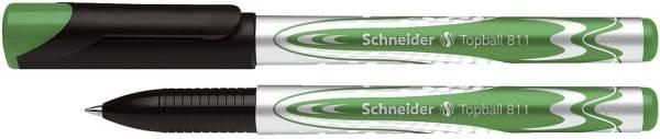 Tintenroller Topball 811 0,5 mm, grün