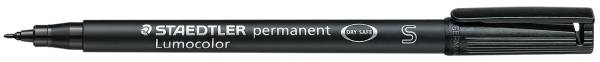 Feinschreiber Universalstift Lumocolor permanent, S, schwarz®