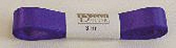 GOLDINA Doppelsatinband 15mmx3m violett 1172015601503