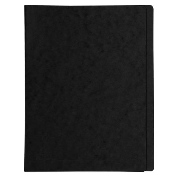 EXACOMPTA Schnellhefter A4 schwarz 39991E Colorspan
