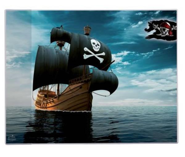 GOLDBUCH Schreibunterlage 49x38cm Piraten! 75077