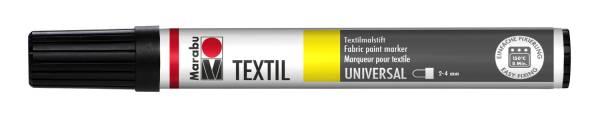 Textil Painter Schwarz 073, 2 4 mm