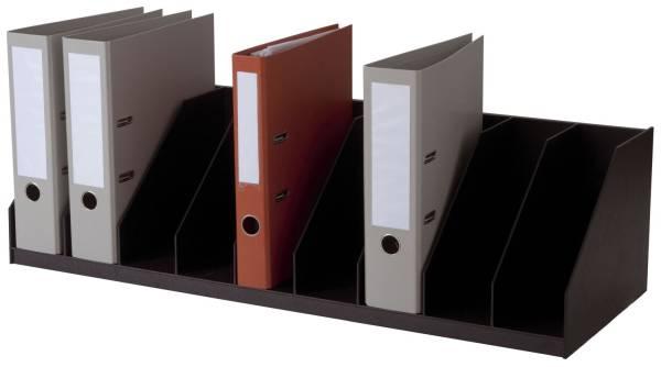 Belegfach fest für Rolladenschrank easyOffice schwarz