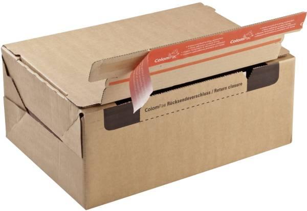Return Box 300 x 200 x 150 mm, braun