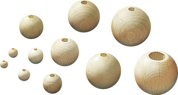 KNORR PRANDELL Holzkugel 8ST D35mm natur 21-2460352