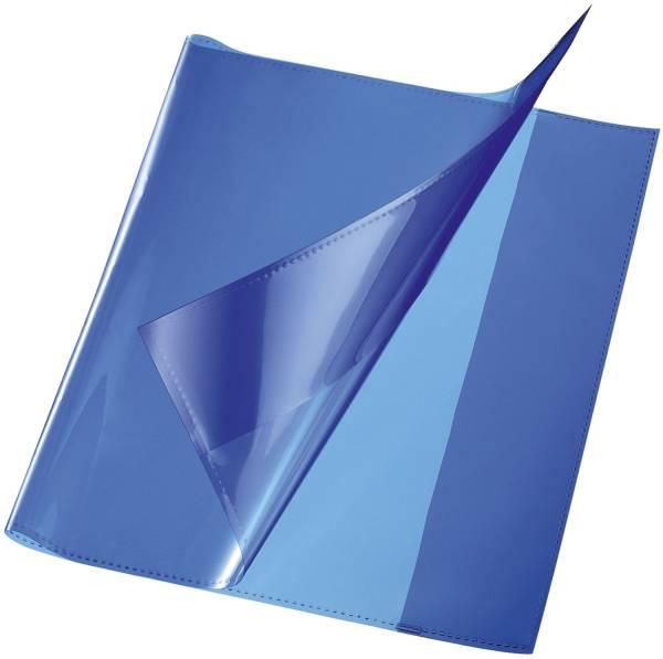 BENE Heftschoner Quart PP blau 270900BL 28173
