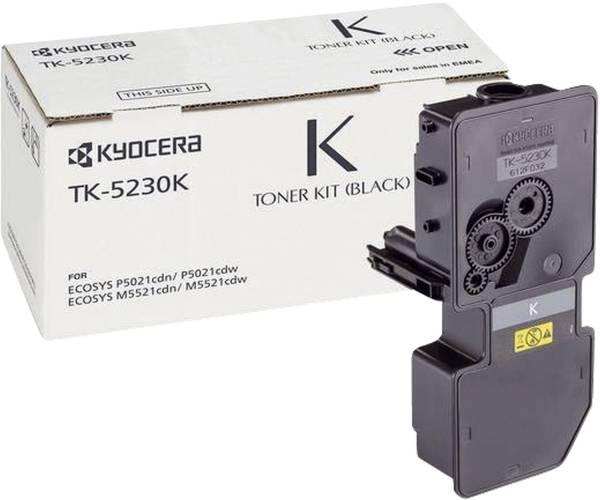 KYOCERA-MITA Lasertoner TK-5230K schwarz TK5230K