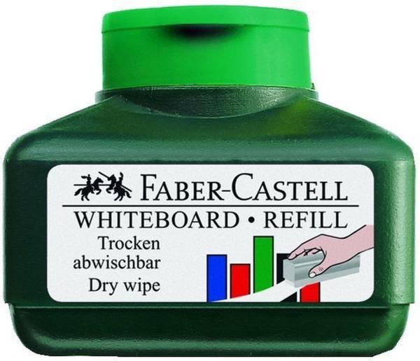 FABER CASTELL Nachfüllflasche 30ml grün 15 84 63 f.White