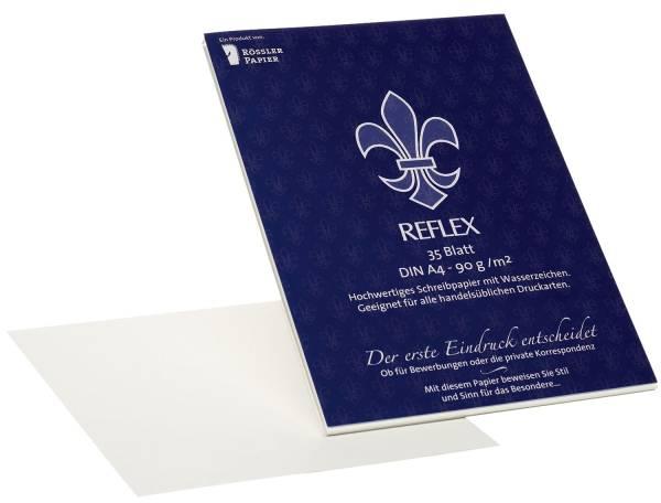 RÖSSLER Schreibpapier REFLEX A4 35BL 23003201