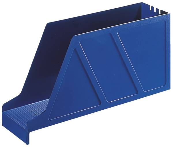 LEITZ Stehsammler A4 blau 2427-00-35