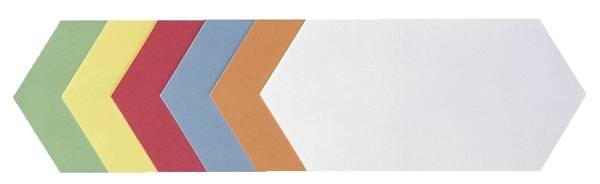 FRANKEN Moderationskarte Rhombus sort. UMZS92099 300ST sk