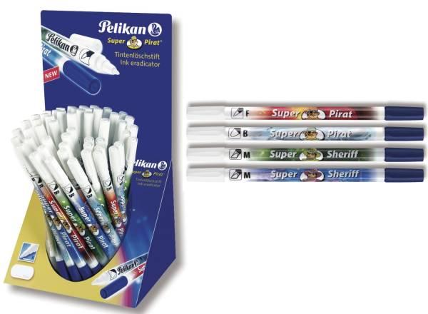 Tintenlöschstift Super Pirat 850 breit